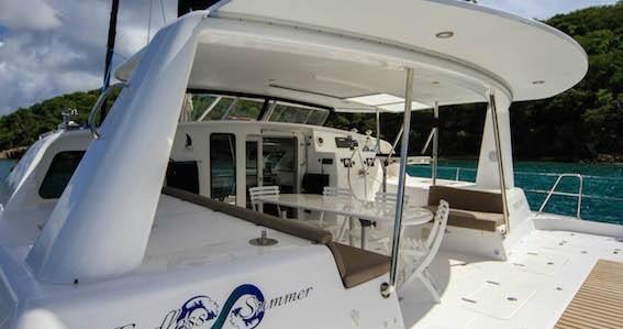 Jachthuur in Tortola - Voyage Voyage 480 via SamBoat