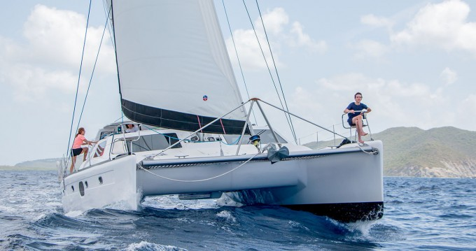 Huur een Voyage Voyage 480 in Tortola