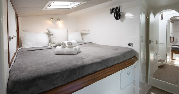 Huur Catamaran met of zonder schipper Voyage in Tortola