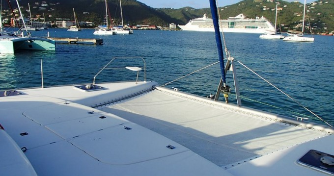 Bootverhuur Robertson and Caine Leopard 46 in Tortola via SamBoat