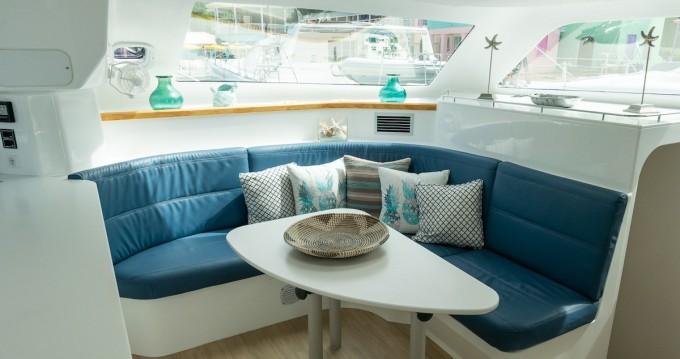 Bootverhuur Voyage Voyage 480 in Tortola via SamBoat