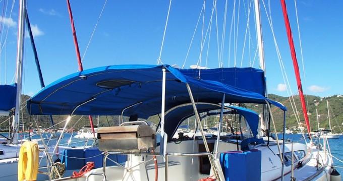 Jeanneau Sun Odyssey 36i te huur van particulier of professional in Tortola