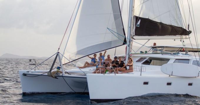 Bootverhuur Tortola goedkoop Voyage 520