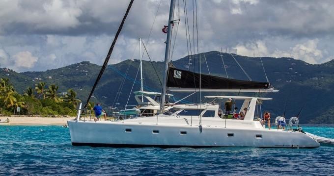 Huur een Voyage Voyage 520 in Tortola