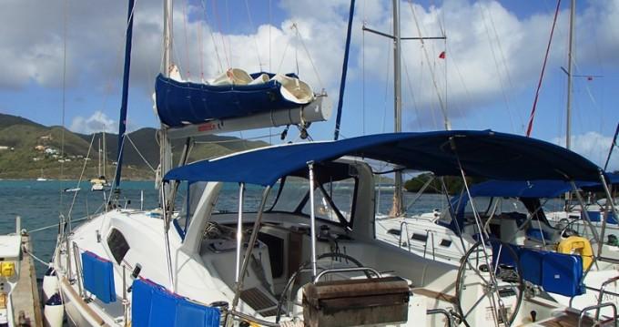 Huur een Bénéteau Oceanis 50 Family in Tortola