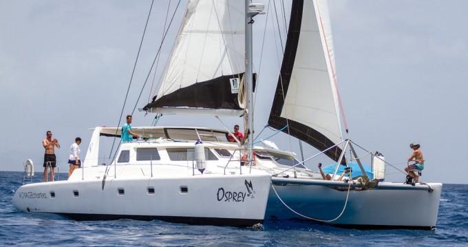 Verhuur Catamaran in Tortola - Voyage Voyage 520