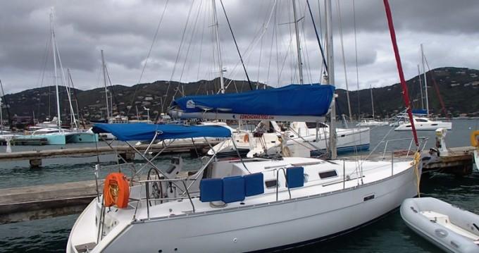 Verhuur Zeilboot in Tortola - Bénéteau Beneteau 32
