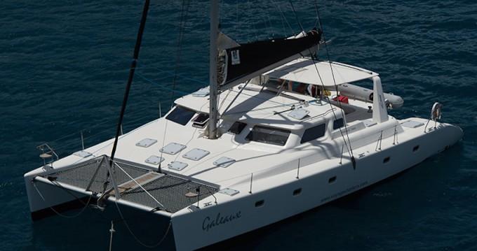 Verhuur Catamaran in Tortola - Voyage Voyage 500