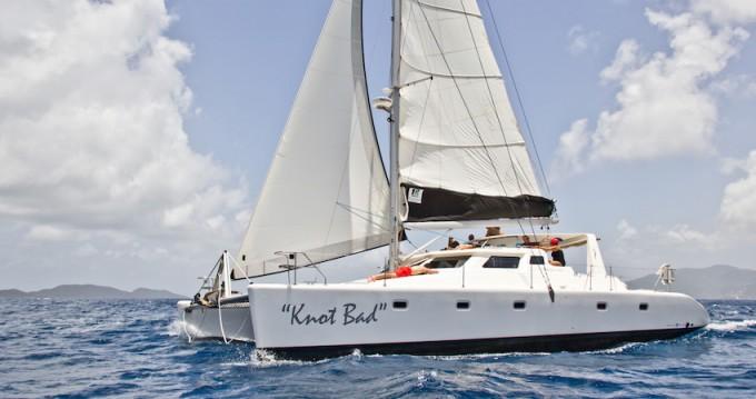 Huur een Voyage Voyage 500 in Tortola