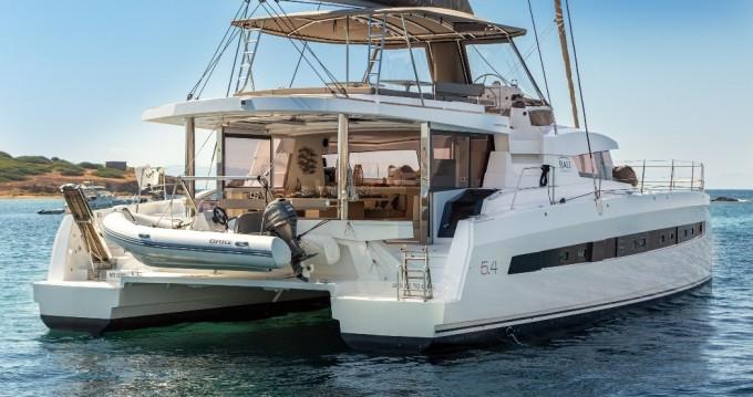 Verhuur Catamaran in Athene - Catana Bali 5.4