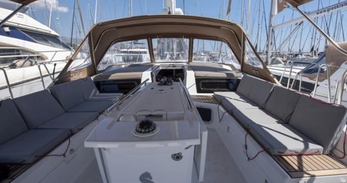 Jachthuur in Athene - Bénéteau Oceanis 51.1 via SamBoat