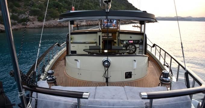Verhuur Zeilboot in Bodrum - Custom Built Gulet