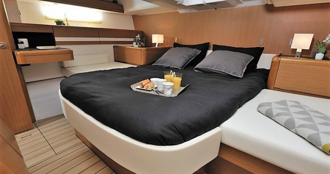 Huur Zeilboot met of zonder schipper Jeanneau in Bodrum