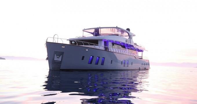 Bootverhuur Göcek goedkoop Motor Yacht