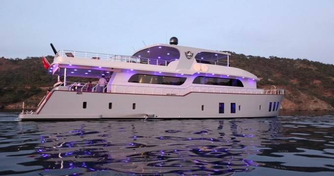 Huur Jacht met of zonder schipper Custom Built in Göcek