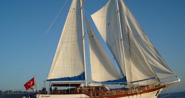 Verhuur Zeilboot Custom Built met vaarbewijs