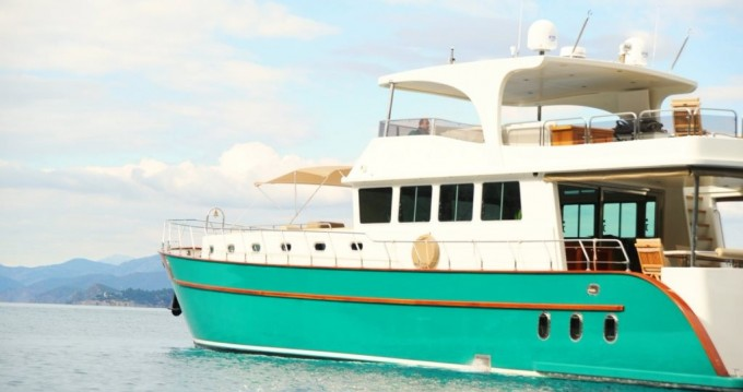 Jachthuur in Bodrum - Custom Built Motor Yacht via SamBoat