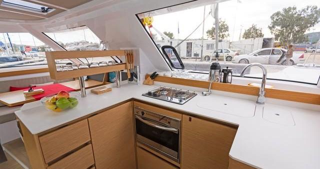 Huur Catamaran met of zonder schipper Nautitech in Skiathos