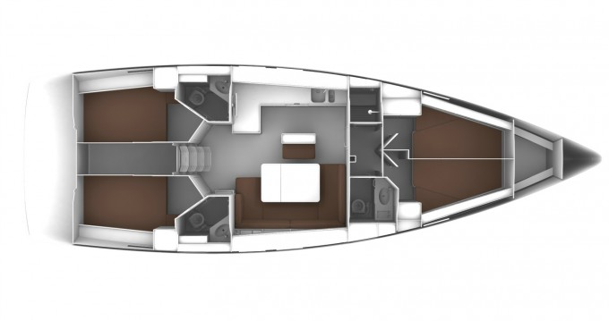 Bootverhuur Bavaria Cruiser 46 in Athene via SamBoat