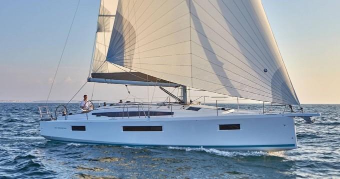Huur een Jeanneau Sun Odyssey 410 in Kos