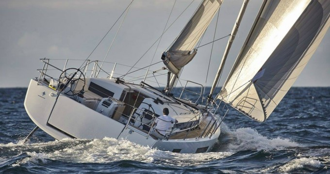 Jeanneau Sun Odyssey 440 te huur van particulier of professional in Nafplio