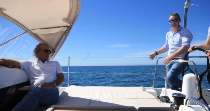 Verhuur Zeilboot in Nafplio - Jeanneau Sun Odyssey 440