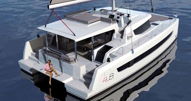 Huur een Bali Catamarans Bali 4.8 in Korfoe