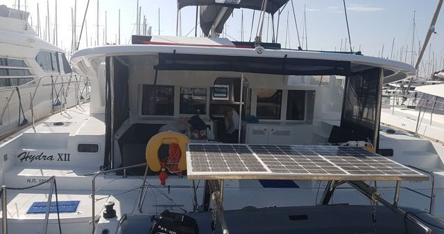 Lagoon Lagoon 450 te huur van particulier of professional in Athene