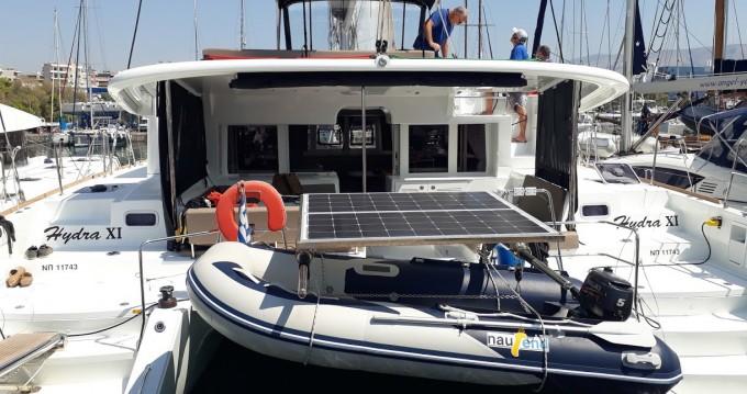 Verhuur Motorboot Lagoon met vaarbewijs