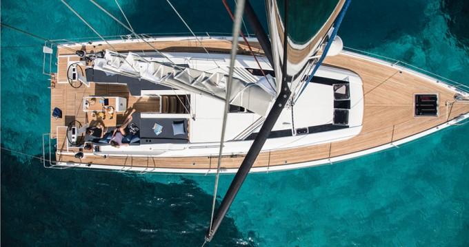Verhuur Zeilboot in Athene - Bénéteau Oceanis 51.1