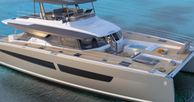 Jachthuur in Athene - Fountaine Pajot Power 67 via SamBoat