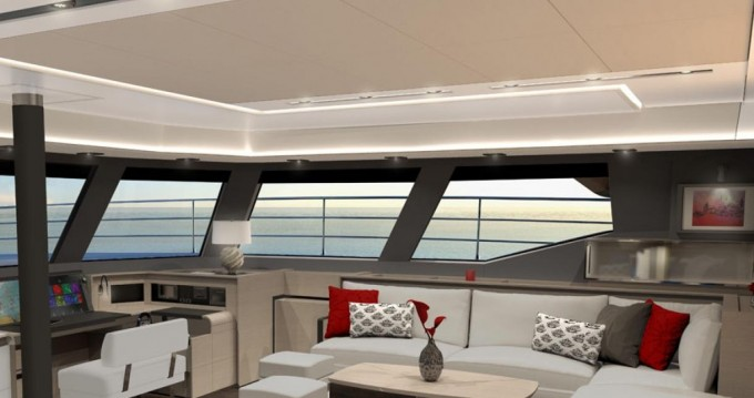 Huur een Fountaine Pajot Power 67 in Athene
