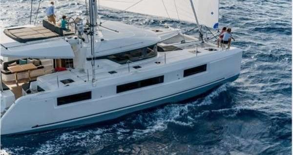 Jachthuur in Athene - Lagoon Lagoon 50 via SamBoat