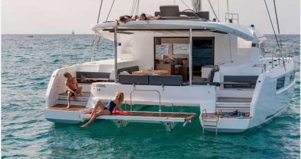 Bootverhuur Lagoon Lagoon 50 in Athene via SamBoat
