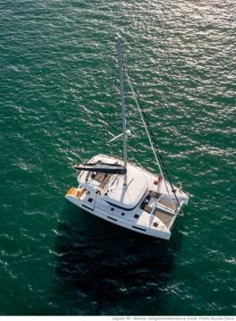 Verhuur Catamaran in Athene - Lagoon Lagoon 46