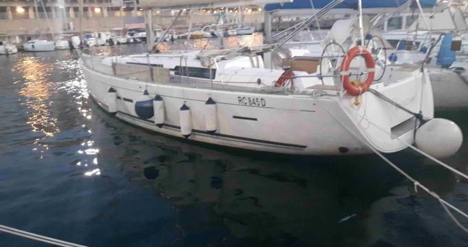 Dufour Dufour 445 Grand Large te huur van particulier of professional in Marina di Portorosa