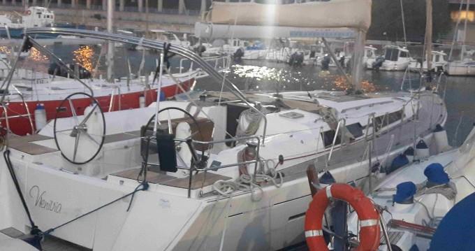 Verhuur Zeilboot in Marina di Portorosa - Dufour Dufour 445 Grand Large