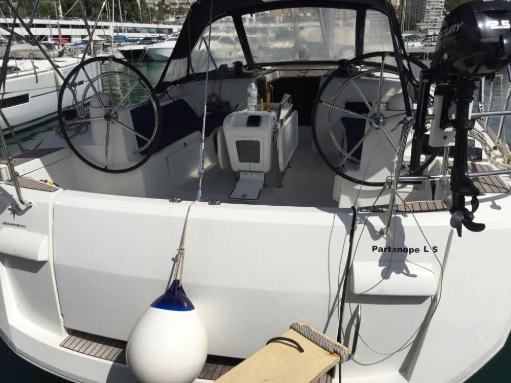 Jachthuur in Athene - Jeanneau Sun Odyssey 509 via SamBoat