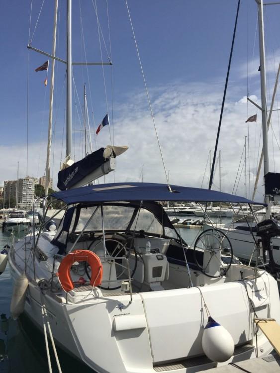 Jeanneau Sun Odyssey 509 te huur van particulier of professional in Athene