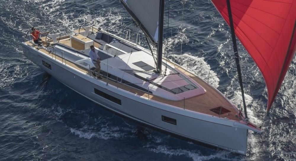 Bootverhuur Bénéteau Oceanis 51.1 in Korfoe via SamBoat