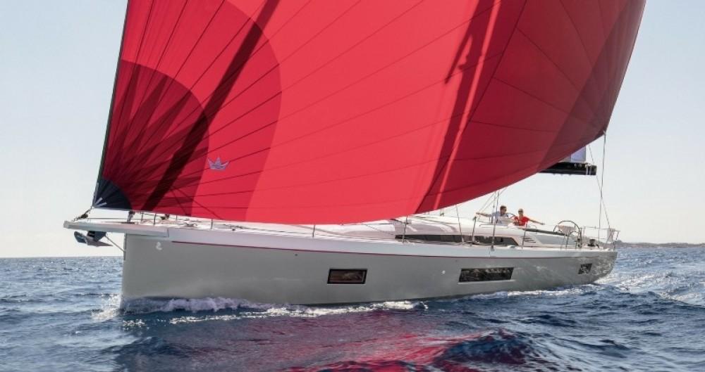 Bénéteau Oceanis 51.1 te huur van particulier of professional in Korfoe