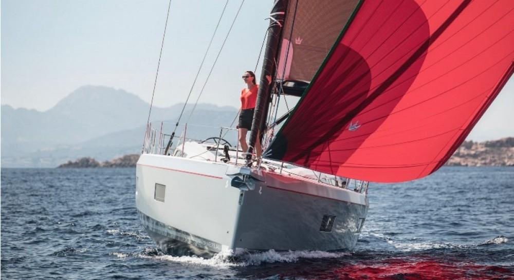 Jachthuur in Korfoe - Bénéteau Oceanis 51.1 via SamBoat