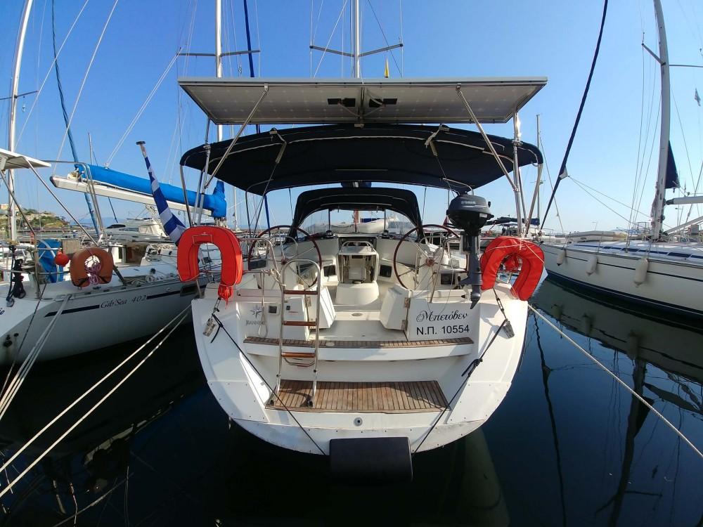 Huur Zeilboot met of zonder schipper Jeanneau in Kavála