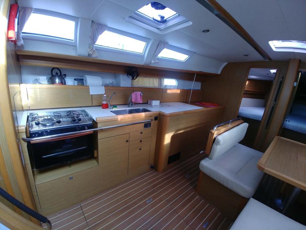 Verhuur Zeilboot in Kavála - Jeanneau Sun Odyssey 44 i