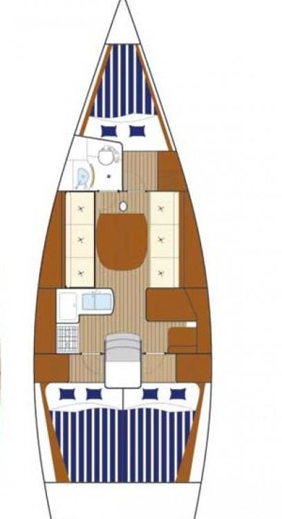 Verhuur Zeilboot in Caorle - Bénéteau First 36.7
