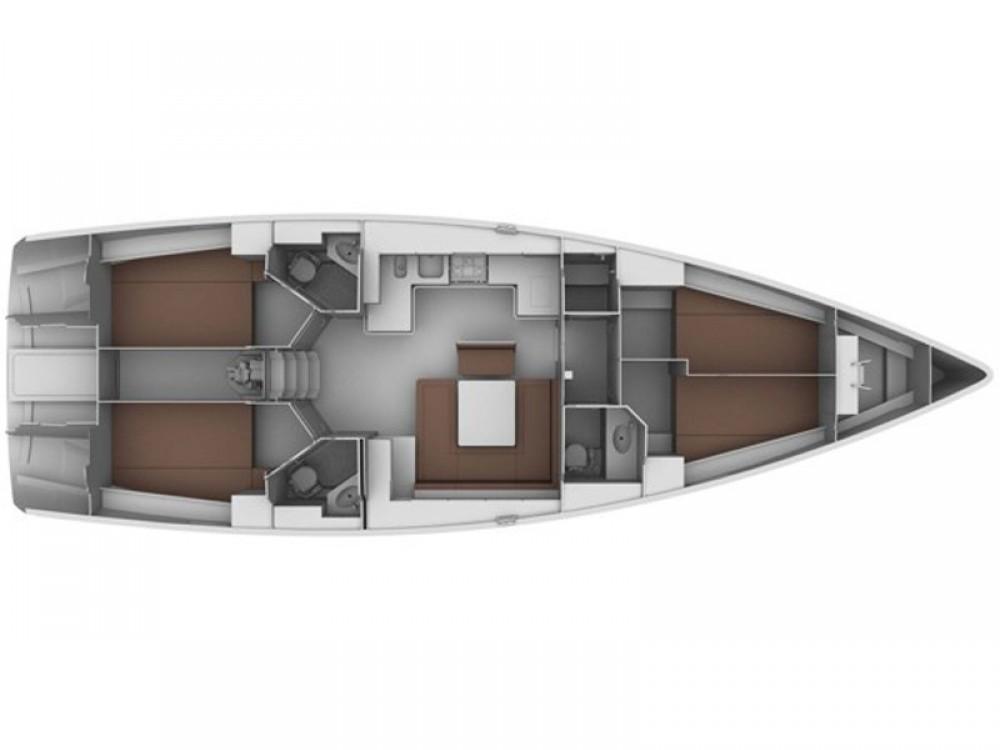 Verhuur Zeilboot in Caorle - Bavaria Bavaria 45 Cruiser