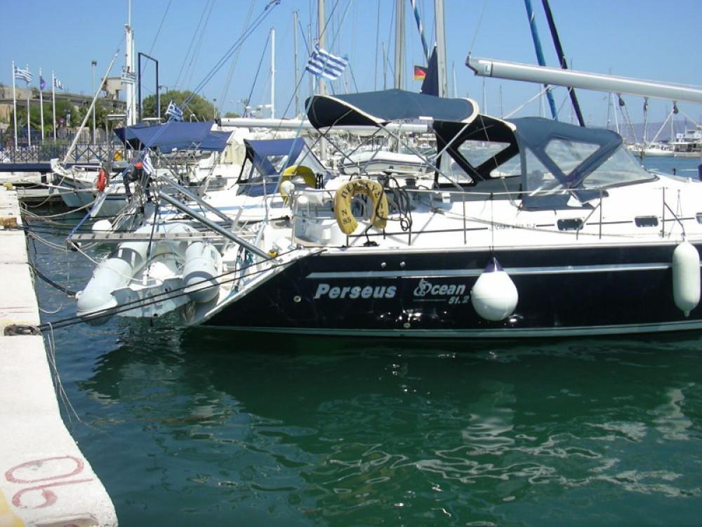 Ocean Ocean Star 51.2 te huur van particulier of professional in Marina de Alimos