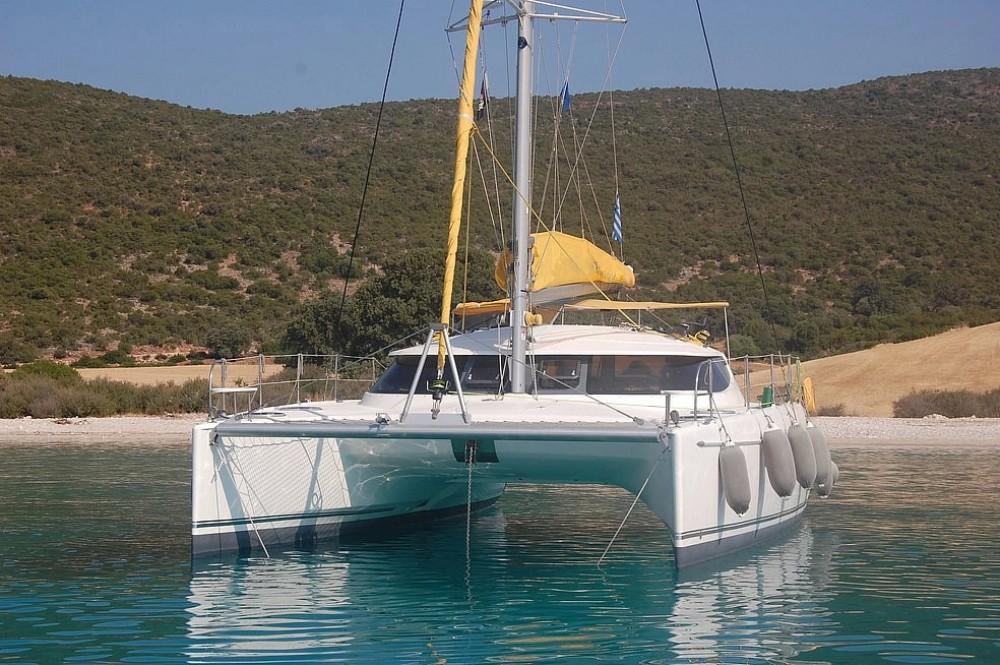 Bootverhuur Bay of Zea goedkoop Lavezzi 40