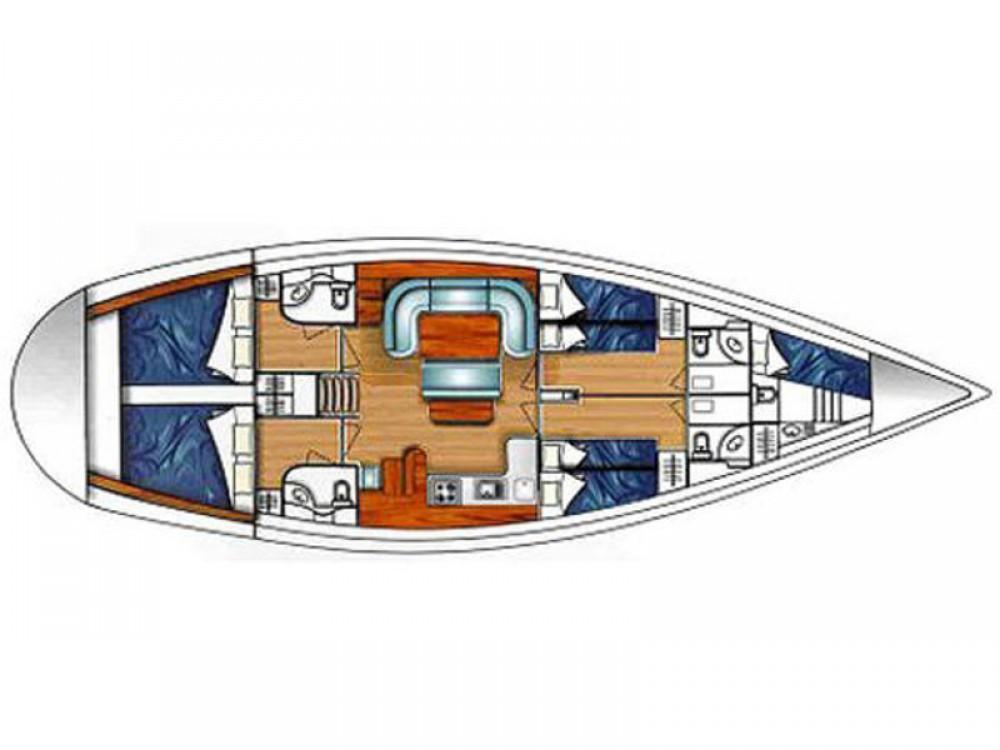 Huur Zeilboot met of zonder schipper Ocean in Bay of Zea
