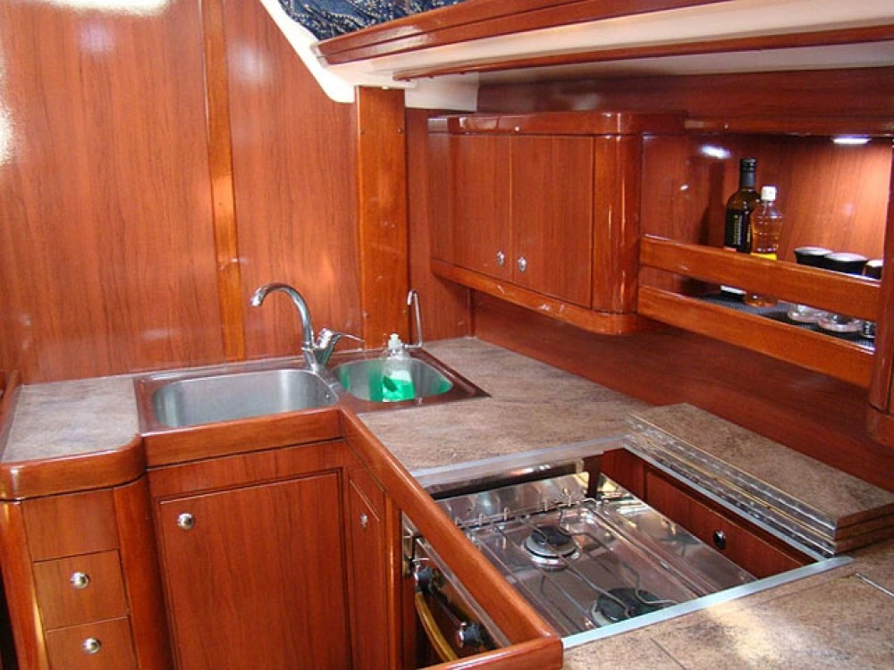 Verhuur Zeilboot in Bay of Zea - Ocean Ocean Star 51.2